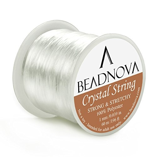 Elastic Stretch Beading Thread Stretch Polyester String Cord For Jewelry Making