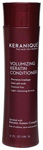 oz, Conditioner, keranique, keratin
