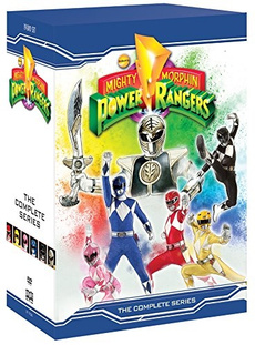 morphin, complete, powers, Edition