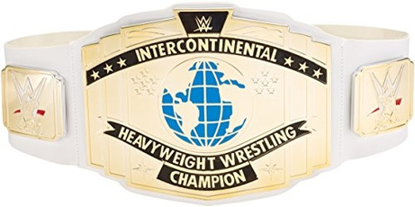 WWE, intercontinental, Fashion Accessory, championship