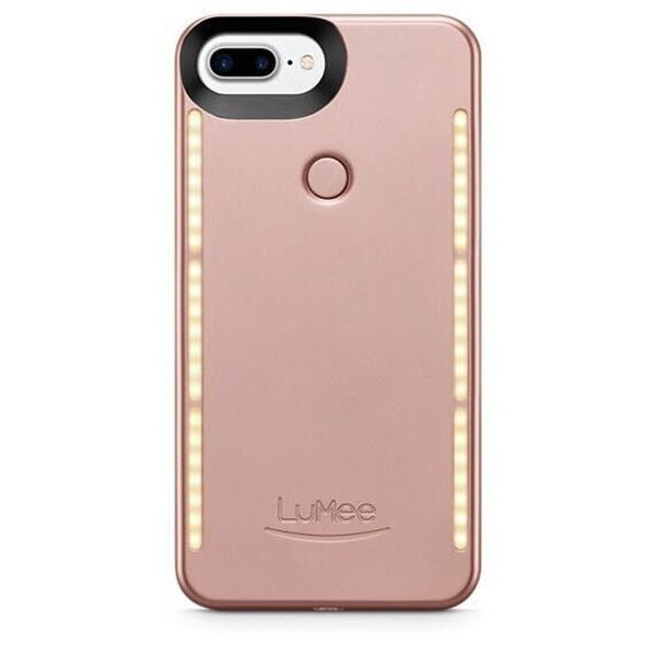 9e7279bc6c LuMee Fashion Printing LED Light Up Glowing Selfie Luminous Phone ...