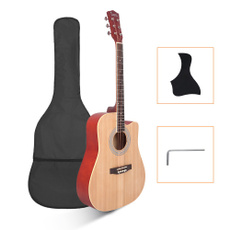 Wood, wrenchtool, burlywood, Acoustic Guitar