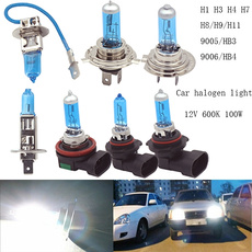 halogenlamp, Head, xenonlight, carfoglight