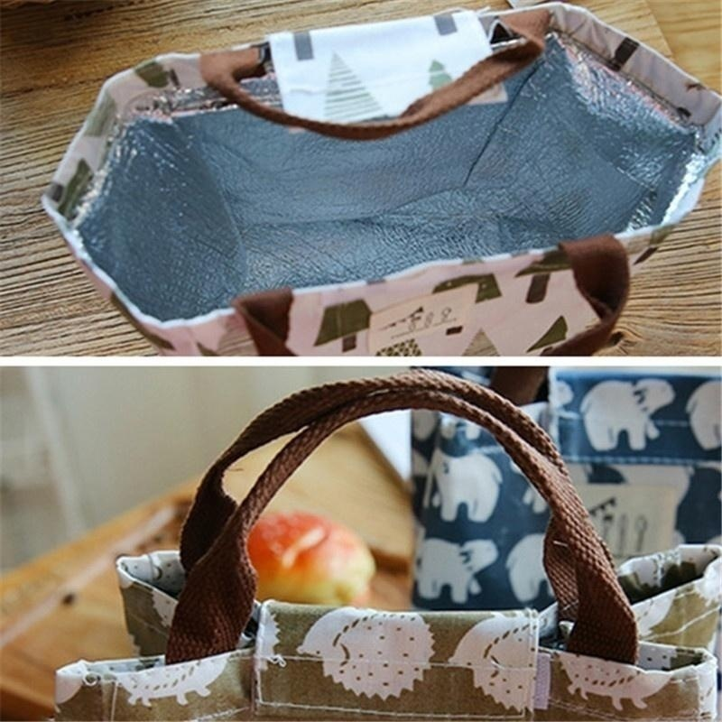 Picnic Pouch Lunch Container