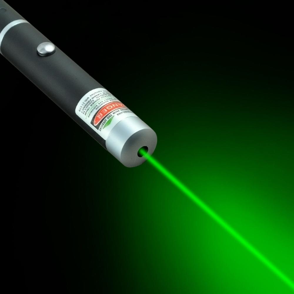 Pointeur Laser De Haute Puissance Militaire Stylo Faisceau