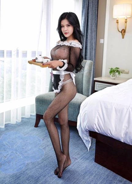 French maid uniform porn