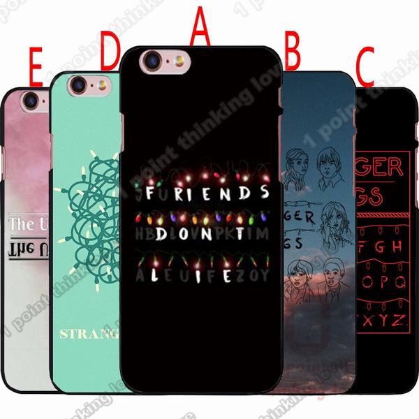 4cb0c4c38777 Stranger Things Phone Case,Design Friends Don't Lie Lantern Hard Plastics  Case Cover for Iphone/Samsung/Huawei(5 Styles)