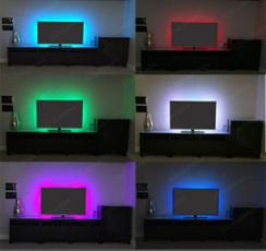 LED Strip, led, usb, TV