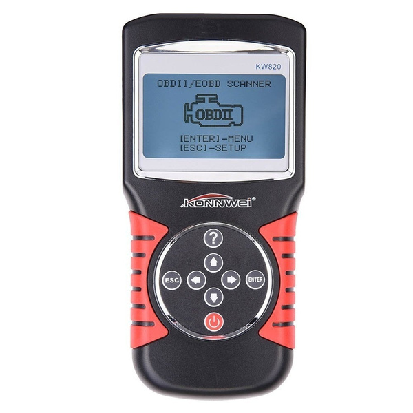 Portable KKmoon OBDII EOBD Car Diagnostic Scan Tool Read Diagnostic Trouble J9G0