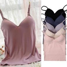 Women Vest, softbra, womens underwear, Tank