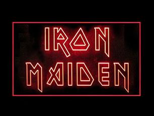 led, ironmaiden, Music, Iron