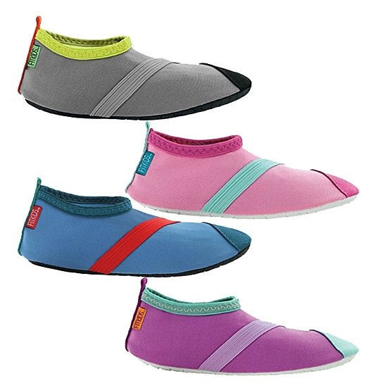 162718f771e8 FITKICKS KIDS Slip on Flexible Flats Fold and Go Active Lifestyle Shoes -  Assorted Colors Available