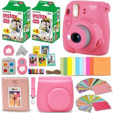 pink, Mini, flamingo, Colorful
