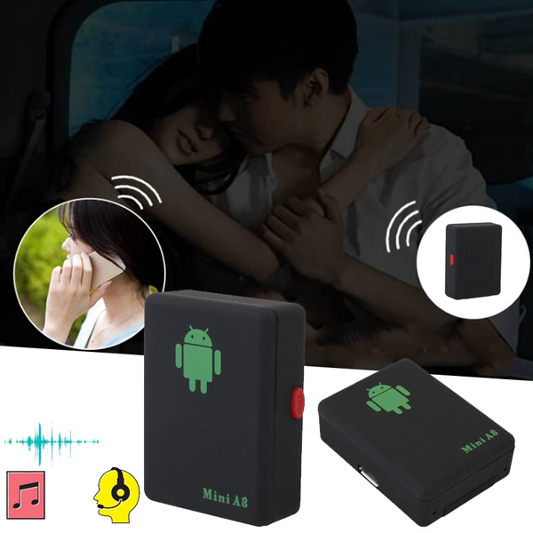 Mini A8 Wireless Spy Hidden Room Bug Surveillance Device Audio Tracker Wish