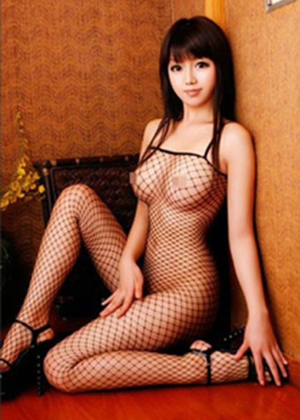 Open Crotch, Underwear, bodystocking, Fish Net