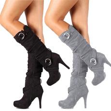 Fashion, high boots, Boots, High Heel