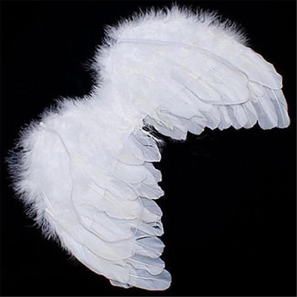 Decor, Christmas, Angel, featherwingdecoration