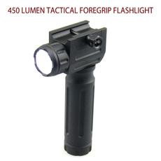 Flashlight, led, flashlight450lumenscreeledvertical