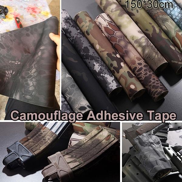adhesivecamouflagetape, Elastic, camping, camouflagetape
