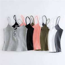 Vest, Fashion, crop top, camisole