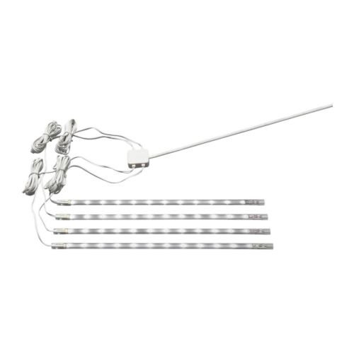 Ikea Set Of 4 Dioder White Led Strips