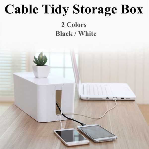 Cable Storage Box Wire Management