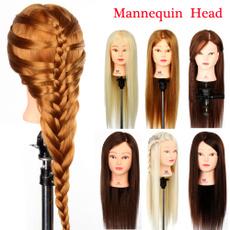 Head, dummyhead, Christmas, hairdressingpracticehead