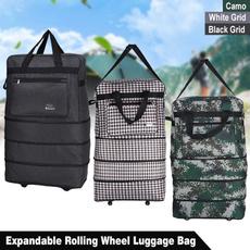 wheeledsuitcase, Capacity, travelhandbag, Tote Bag