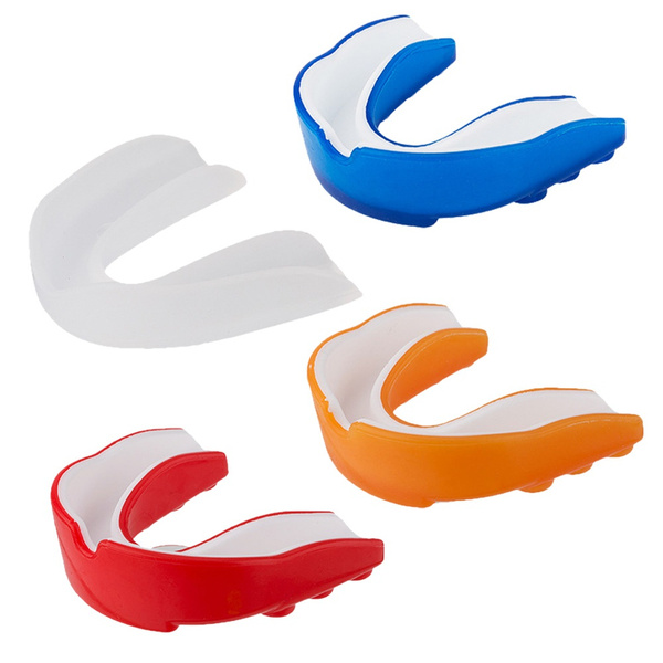 Adult Mouth Guard Silicone Teeth Protector Mouthguard Boxing Sport Karate Thai