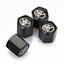 Toyota, tirevalvestemscap, Metal, corolla