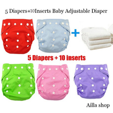 Adjustable, Cloth, pants, diaperfornewborn