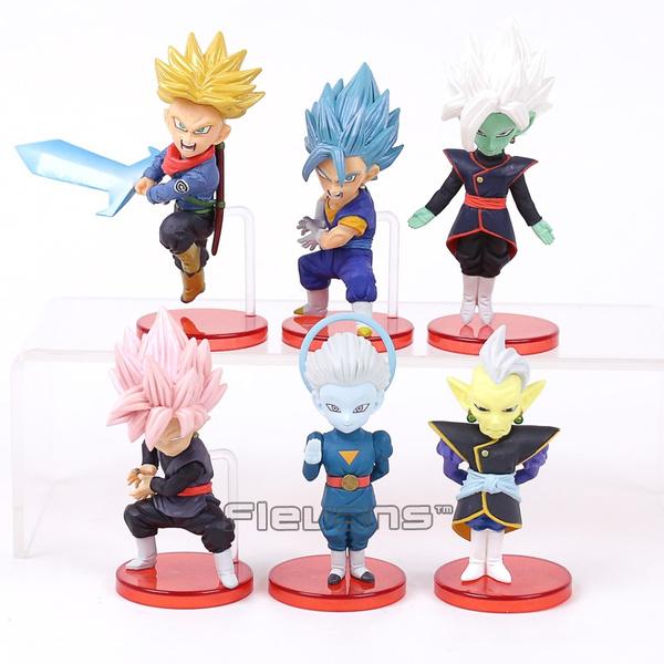 Dragon Ball Super Vol.7 Trunks Vegetto Zamasu Goku Black Grand Priest Figure