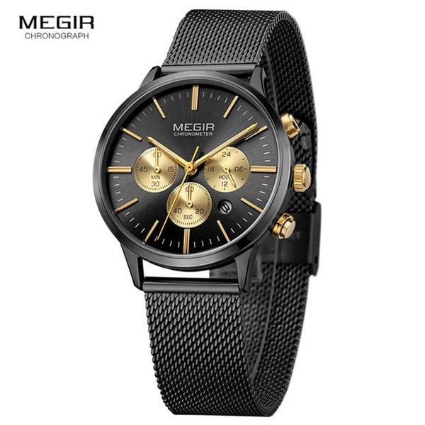 33df56c6896c MEGIR de Primeras Marcas de Lujo Relojes de Las Mujeres de Moda Señoras  Reloj de Cuarzo Relogio Feminino Reloj Mujer Reloj de Pulsera para el  Regalo de Los ...
