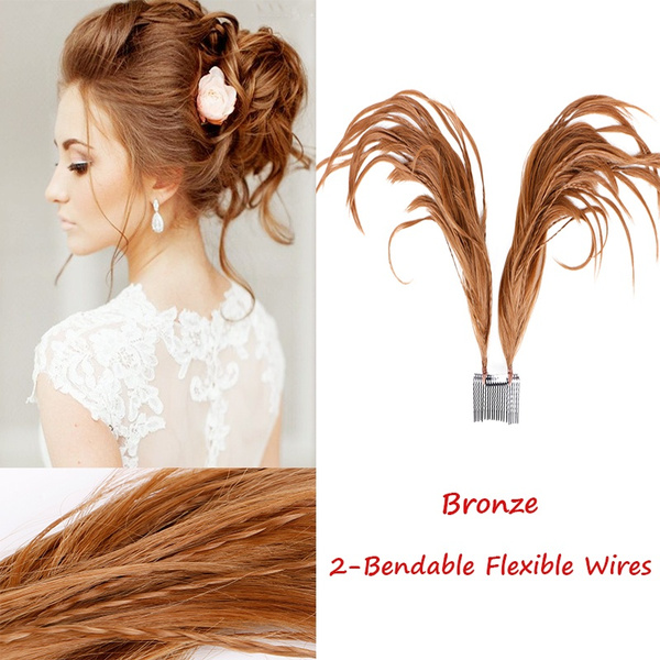 Bendable Wire Hair Extensions Data Wiring