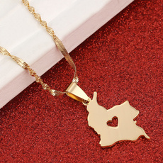 Jewelry, gold, mapofcolombian, Women's Fashion