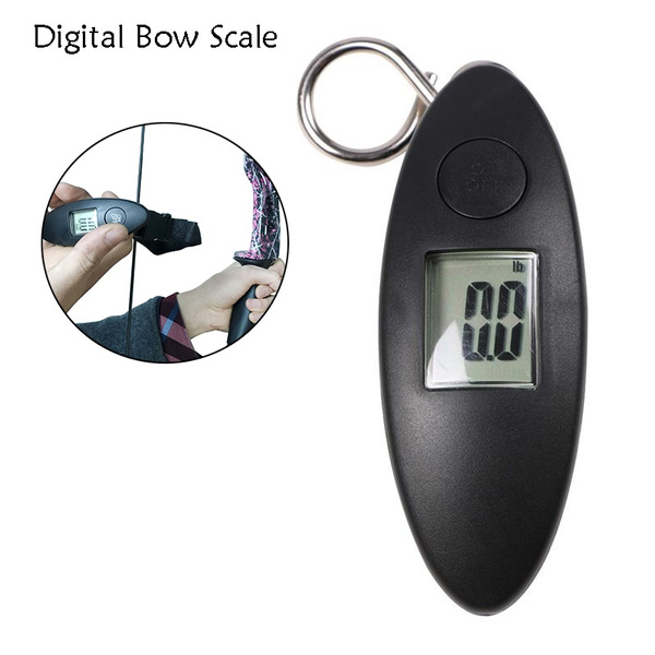 88-Pound Digital Bow Scale Compound Bow Recurve Bow Hunting Accessories