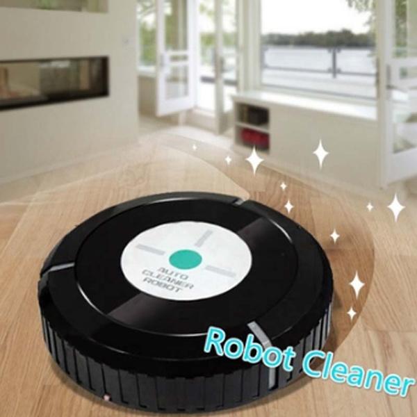 Vacuum Cleaner Robotic Floor Cleaning