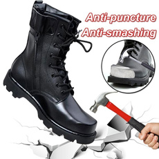 safetyshoe, midcalfbootsmen, Plus Size, mensmartinboot
