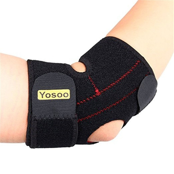 Geek Adjustable Elbow Brace Compression Sleeve Elastic Support