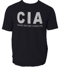 Clothing & Accessories, cia, Funny T Shirt, print t-shirt