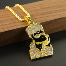 Steel, Stainless, hip hop jewelry, Chain