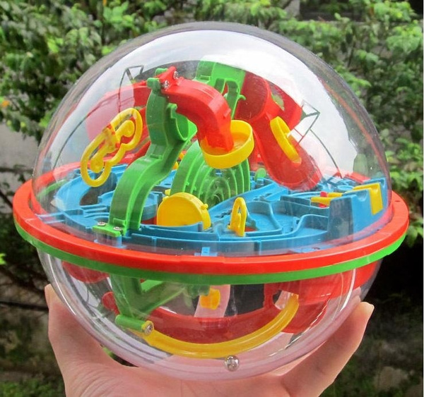 spherical, Ball, Educational Toy, ballbalancegame