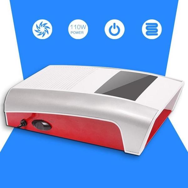 Wish | European Standard Plug Portable Polish Cold / Hot Air for ...