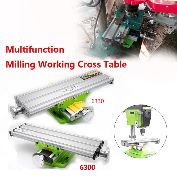 Multifunctional Working Table BG6300 Bench Vise drill milling machine stent