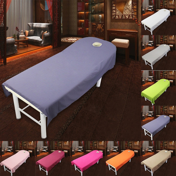 Astonishing Newest Beauty Salon Chair Table Cover Massage Cosmetic Bed Sheet Interior Design Ideas Clesiryabchikinfo