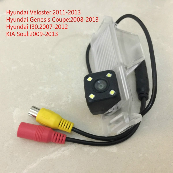 Reversing Rear View Backup Camera For Hyundai I30 Rohens Coupe Verna//Kia Soul