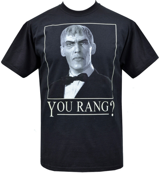 You Rang Lurch Addams Family Goth Horror Monster Hot Sale Summer