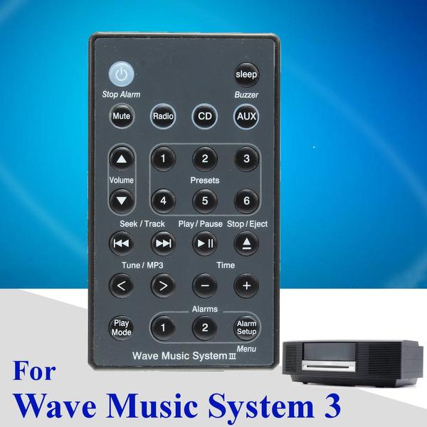 Wave Music System Remote Control for Bose AWRCC1 AWRCC2 AWRCC3 AWRCC4 Radio  CD