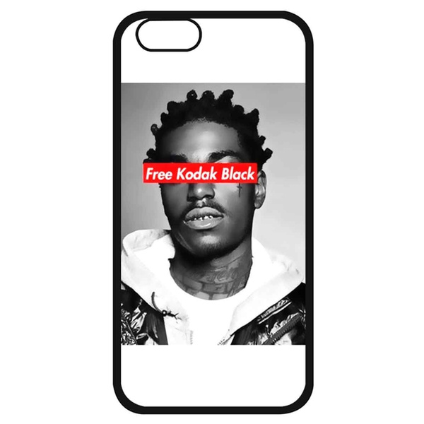 new style 2489b f78b3 Free Kodak Black 5 Case iPhone 7