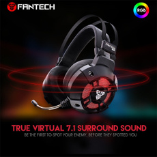 Headset, Stereo, Fashion, led